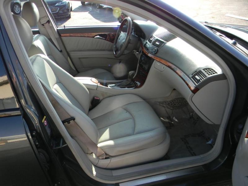 MERCEDES-BENZ E-CLASS 2004 price $5,900