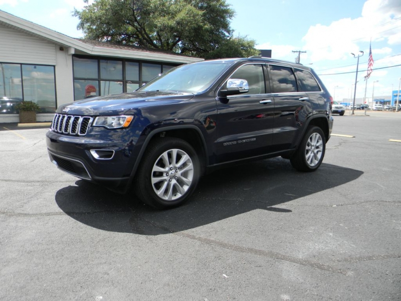 Jeep Grand Cherokee 2017 price $29,900