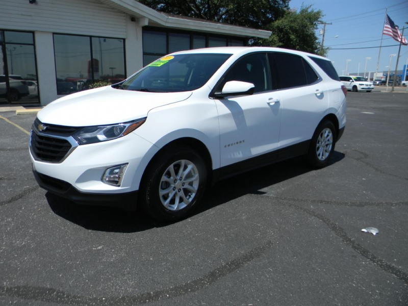 Chevrolet Equinox 2018 price $18,867