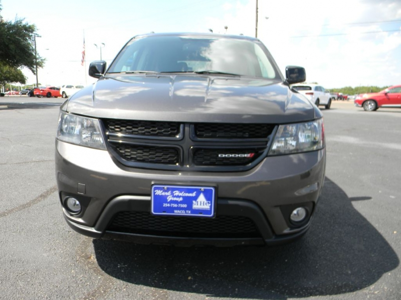 DODGE JOURNEY 2017 price $17,277