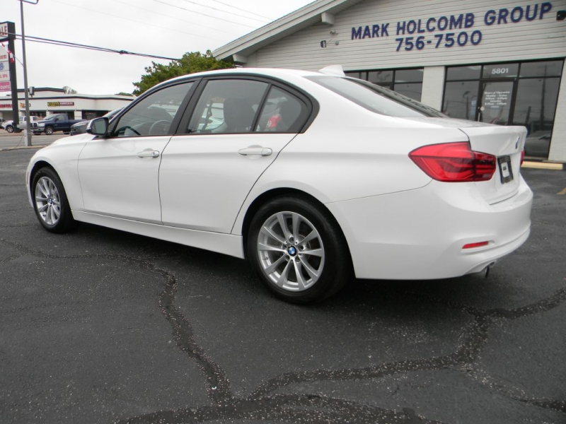 BMW 3-Series 2016 price $20,700