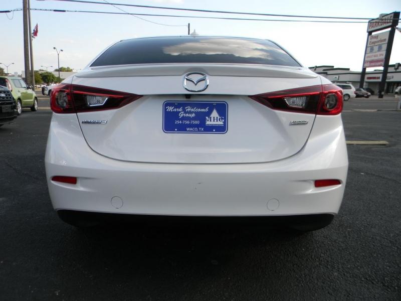 Mazda Mazda3 4-Door 2018 price $17,332