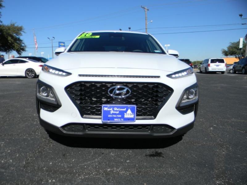 Hyundai Kona 2020 price $18,700