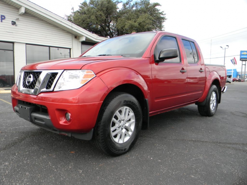 Nissan Frontier 2017 price $22,500