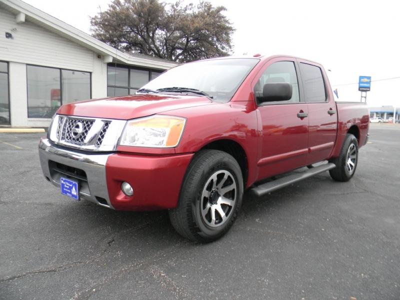 Nissan Titan 2014 price $19,900