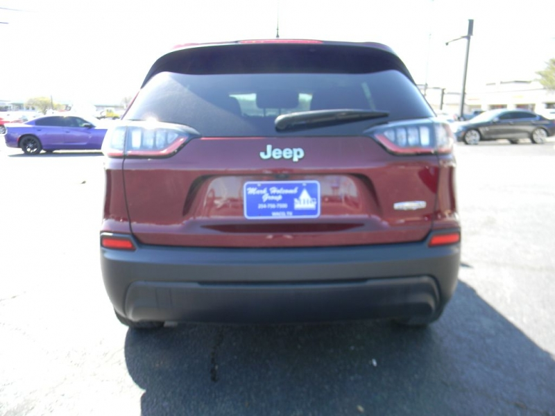 Jeep Cherokee 2019 price $22,900