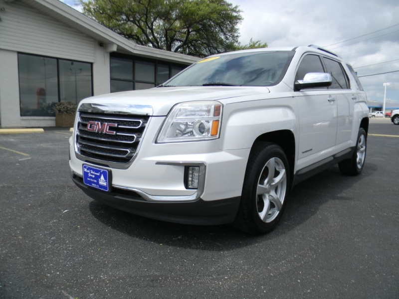 GMC TERRAIN 2017 price $19,900