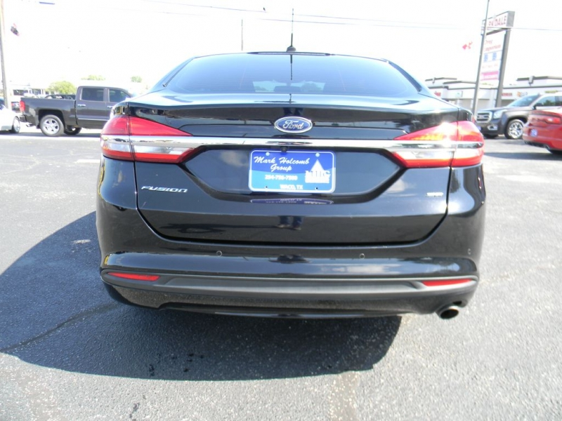 Ford Fusion 2017 price $17,900