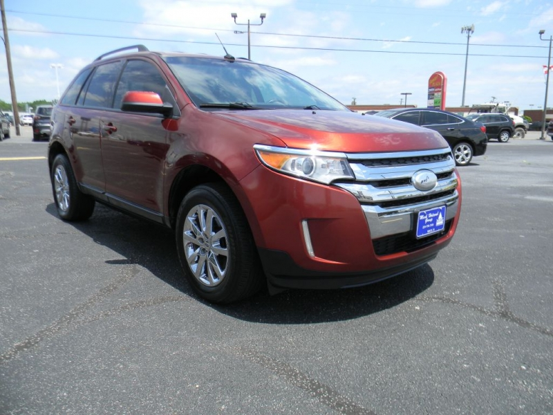Ford Edge 2014 price $17,900