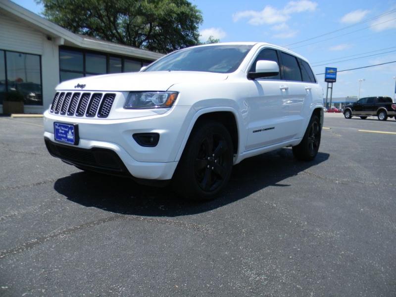 Jeep Grand Cherokee 2015 price $18,500