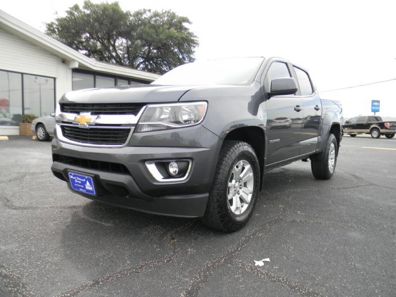 Chevrolet Colorado 2015 price $23,232