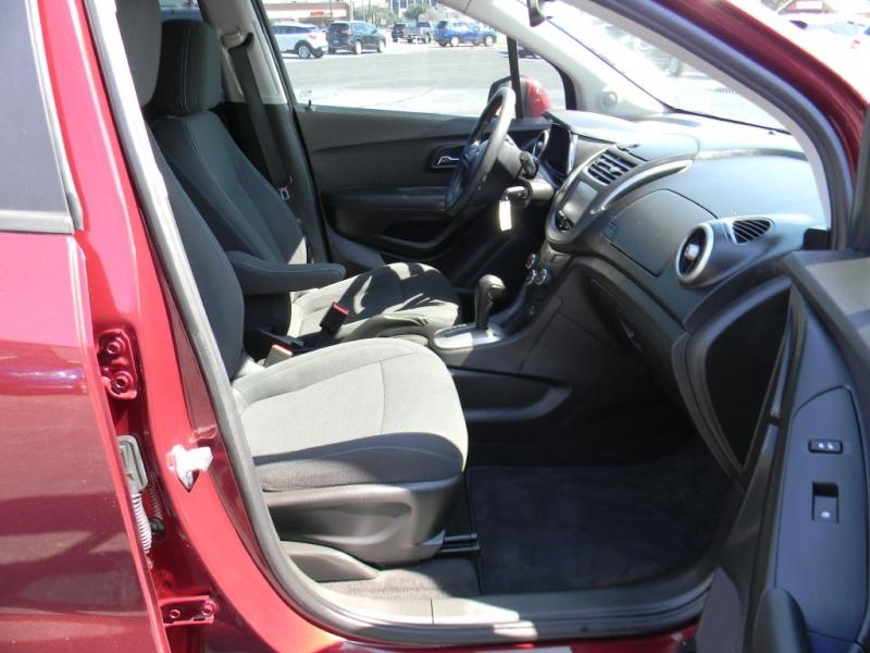 Chevrolet Trax 2016 price $14,900