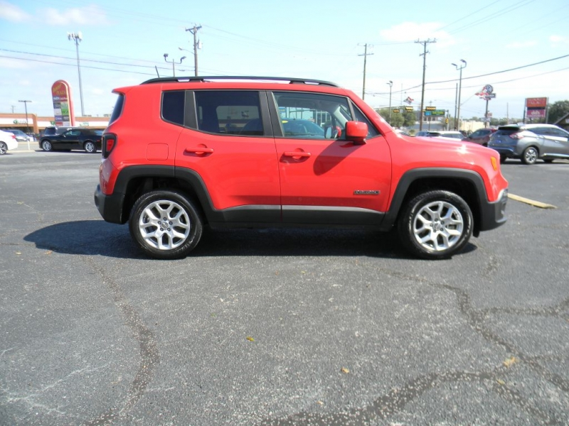 Jeep Renegade 2018 price $25,900