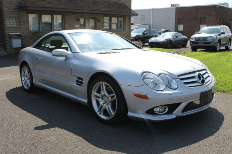 MERCEDES-BENZ SL550 2007 price $18,695