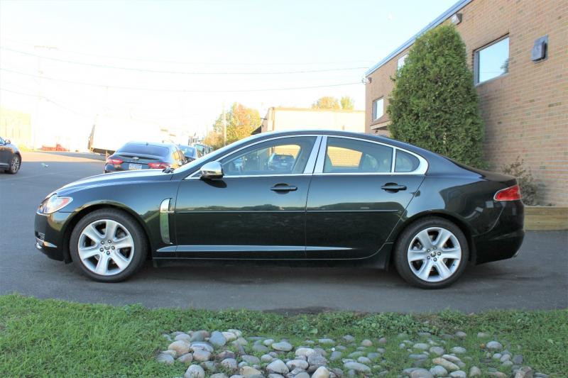 Jaguar XF 2010 price $11,295