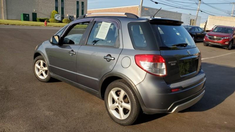 SUZUKI SX4 2009 price $3,996