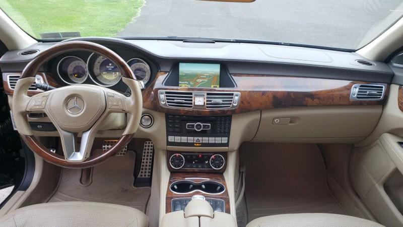 Mercedes-Benz CLS 2012 price $22,997