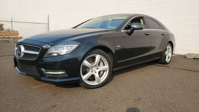 Mercedes-Benz CLS 2012 price $23,297