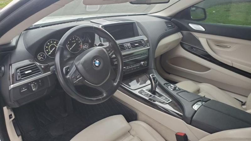 BMW 650 2012 price $24,797