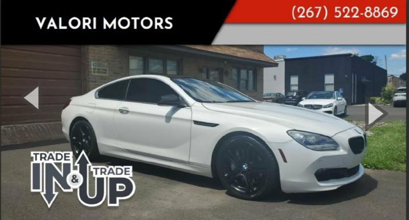 BMW 650 2012 price $24,457