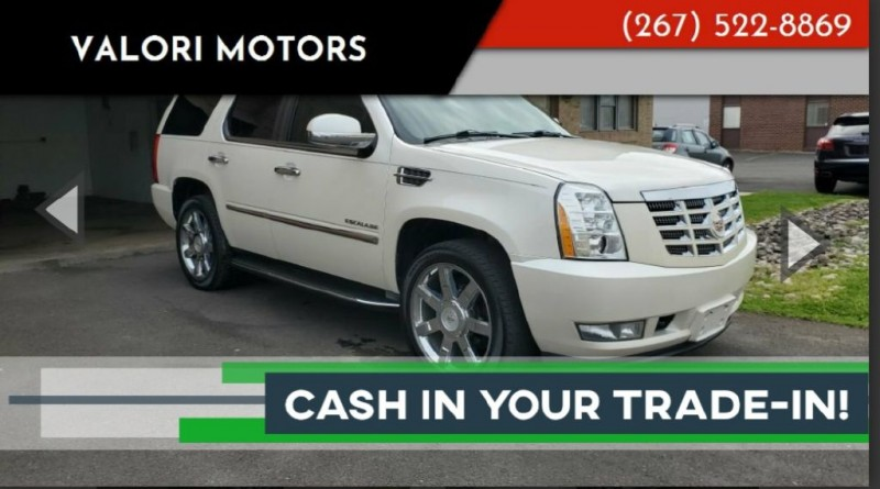Cadillac ESCALADE 2010 price $19,997
