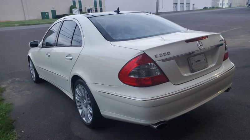 Mercedes-Benz E-CLASS 2008 price $10,297