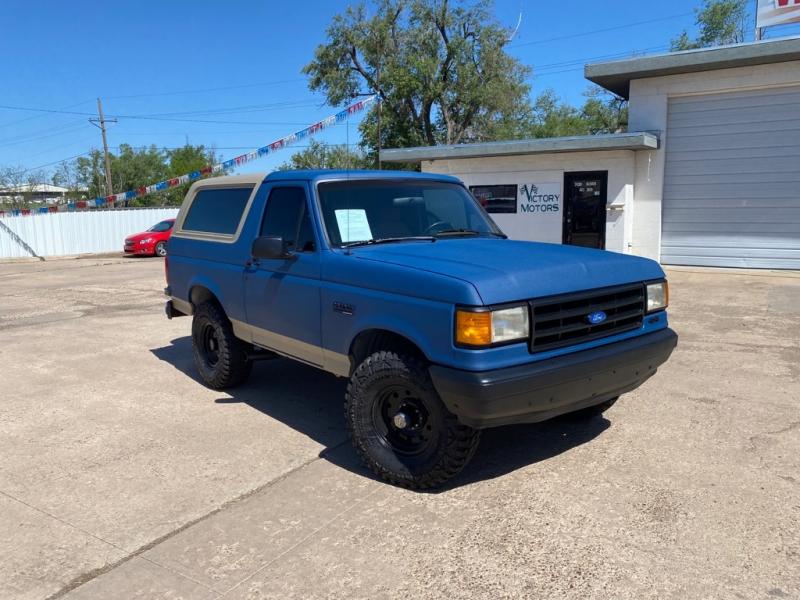 Ford BRONCO 1991 price $12,000