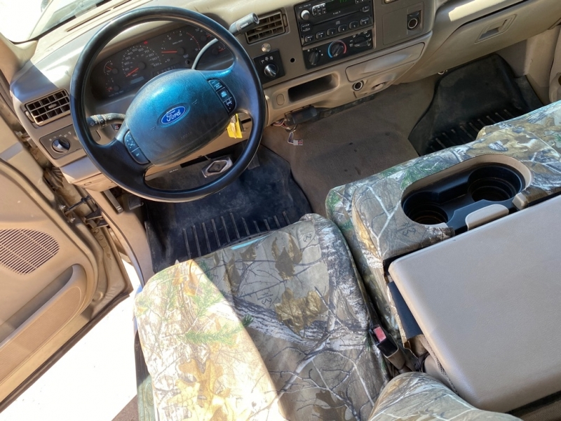 Ford F350 2002 price $9,990