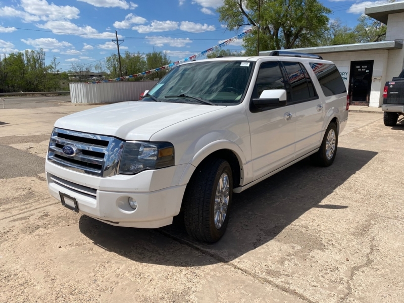 Ford EXPEDITION EL 2014 price $19,900