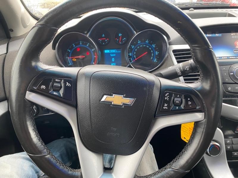 Chevrolet CRUZE 2013 price $8,550