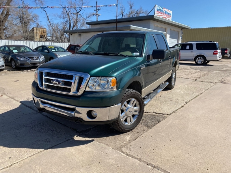FORD F-150 2008 price $8,550