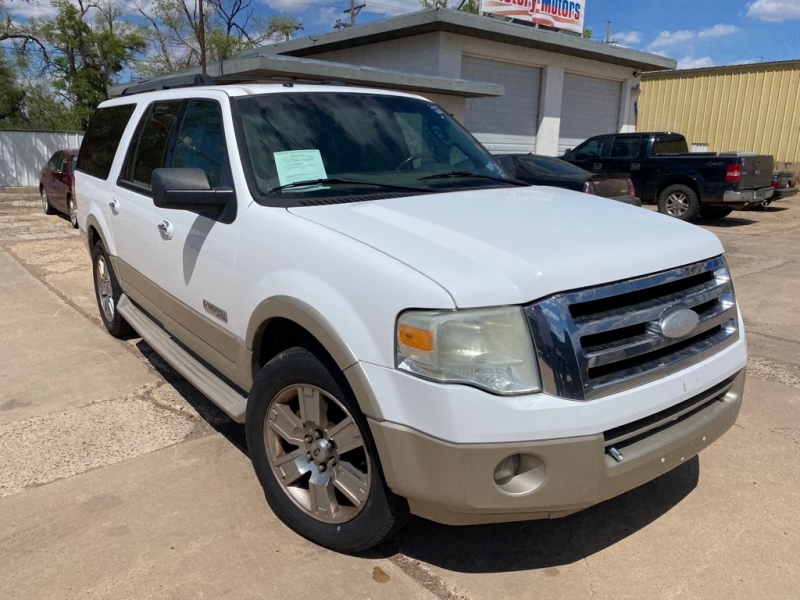 Ford EXPEDITION EL 2007 price $6,550