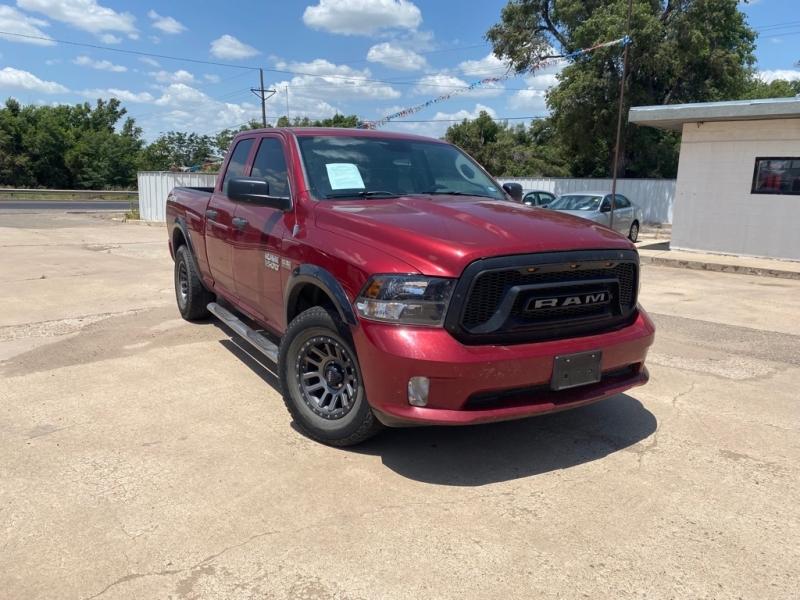 RAM 1500 2013 price $18,500