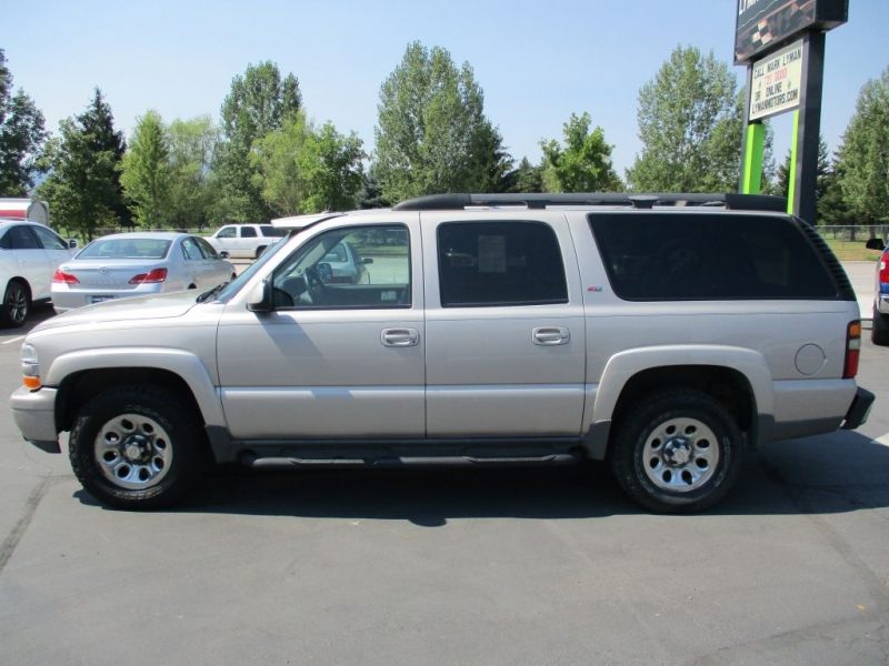 CHEVROLET SUBURBAN 2005 price Call for price