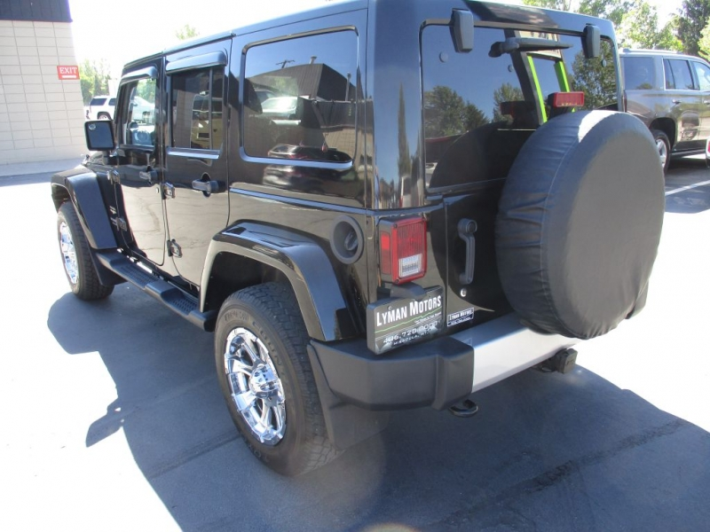 JEEP WRANGLER UNLIMI 2014 price Call for price