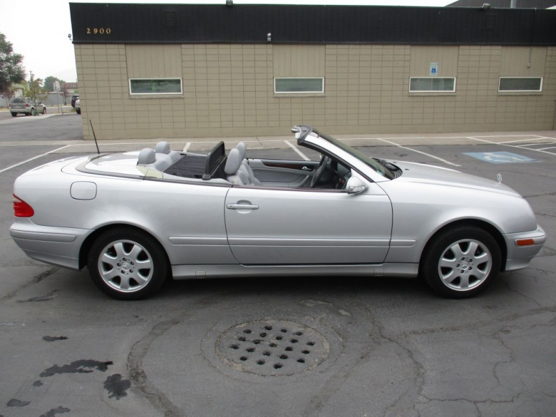 MERCEDES-BENZ CLK 2000 price Call for price