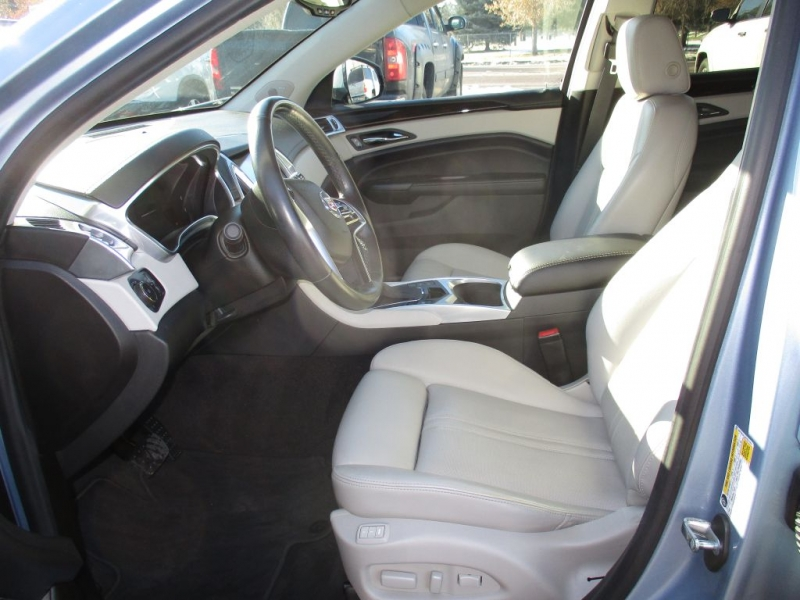CADILLAC SRX 2013 price Call for price