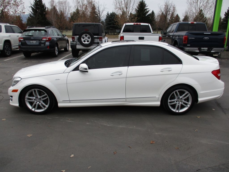 MERCEDES-BENZ C-CLASS 2013 price Call for price