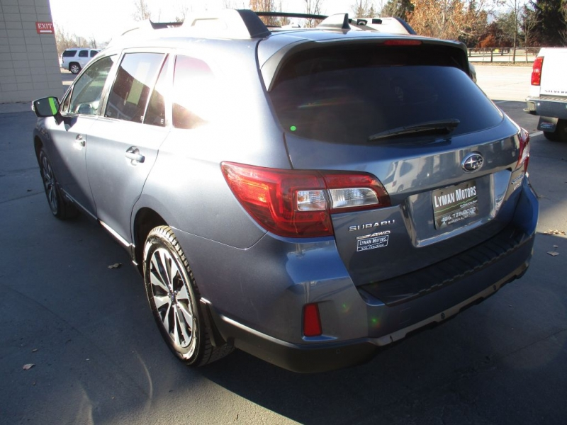 SUBARU OUTBACK 2017 price Call for price