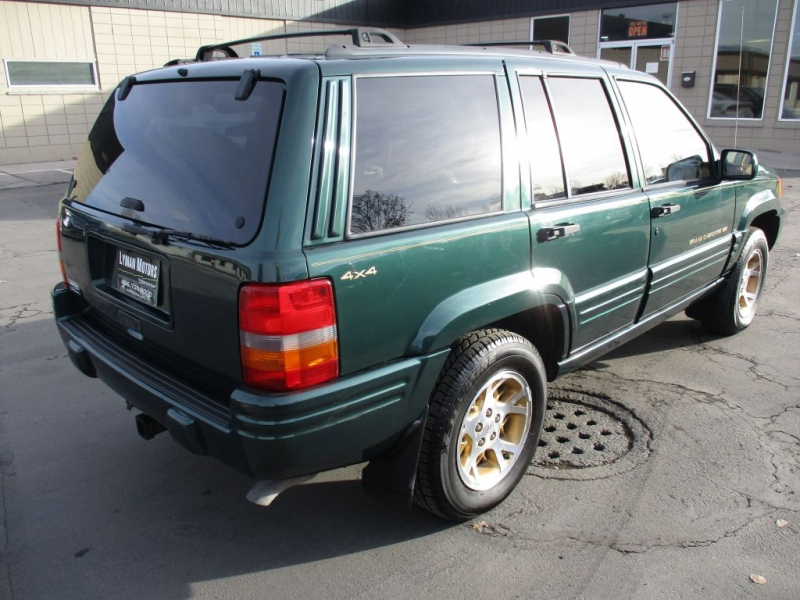 JEEP GRAND CHEROKEE 1998 price Call for price