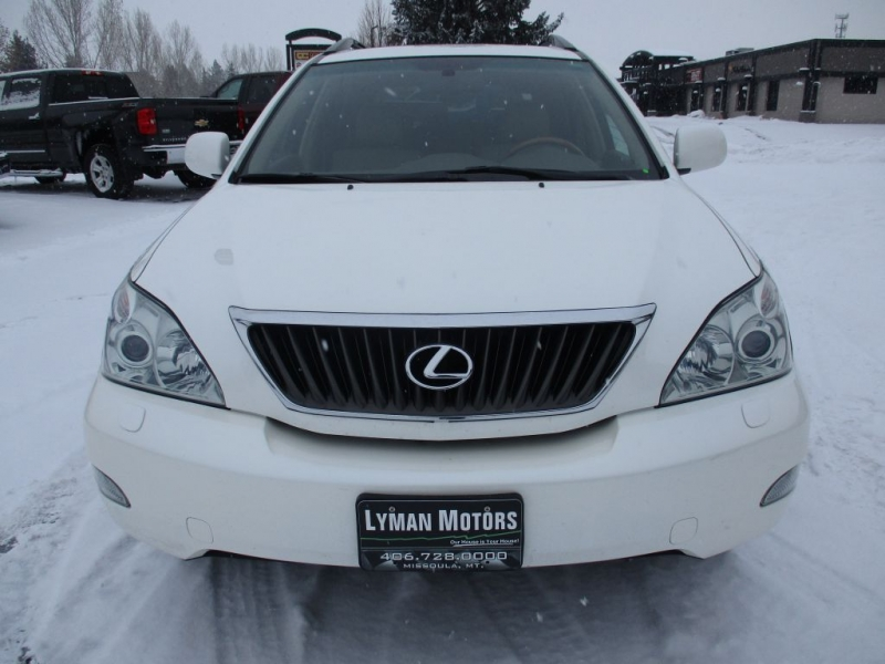 LEXUS RX 2009 price Call for price