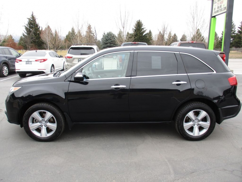ACURA MDX 2012 price Call for price