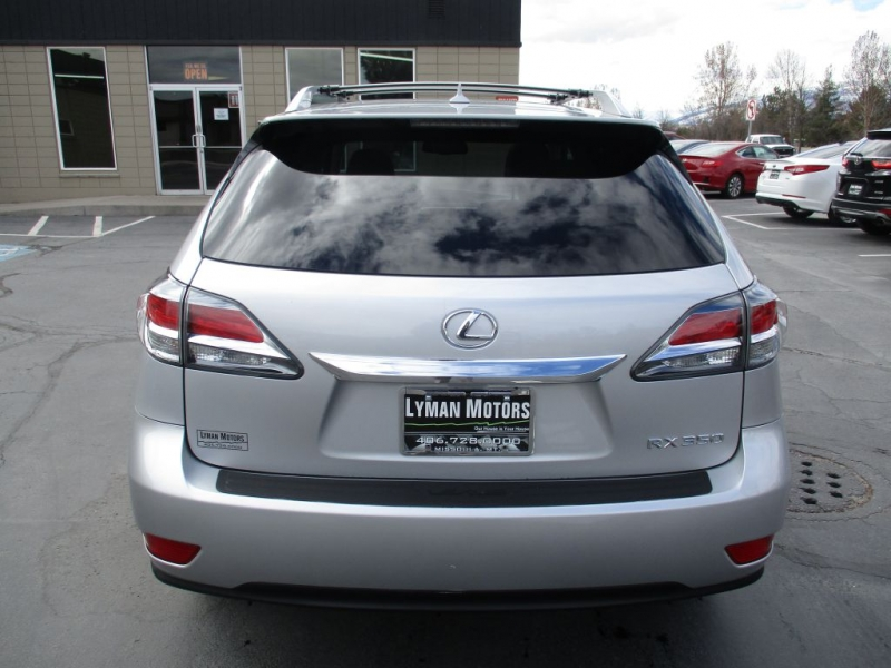 LEXUS RX 2013 price Call for price