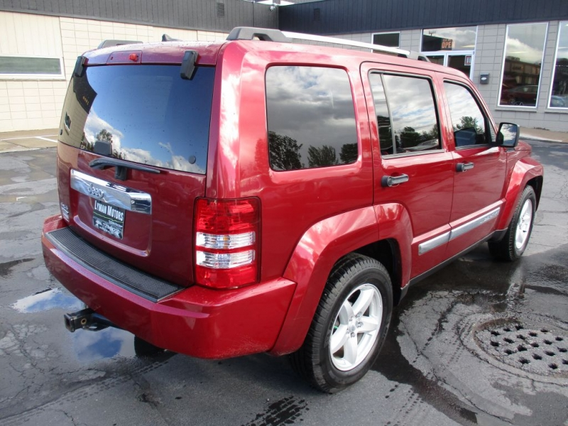 JEEP LIBERTY 2012 price Call for price