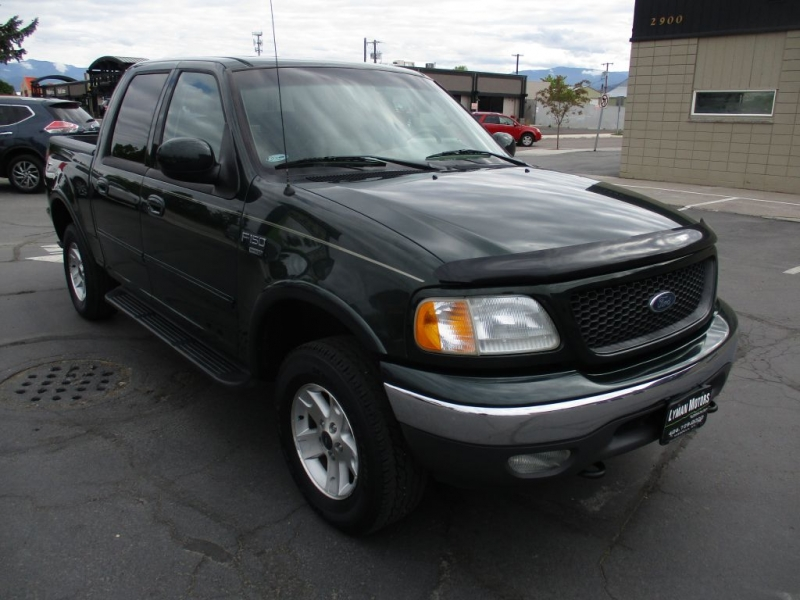FORD F150 2002 price Call for price