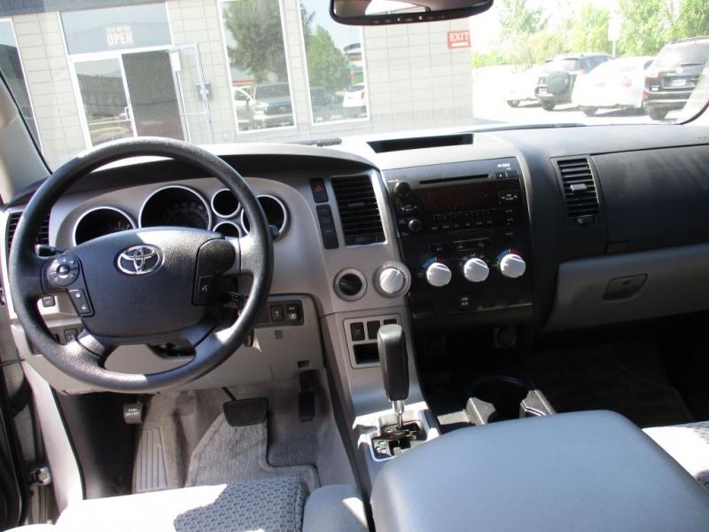 TOYOTA TUNDRA 2011 price Call for price