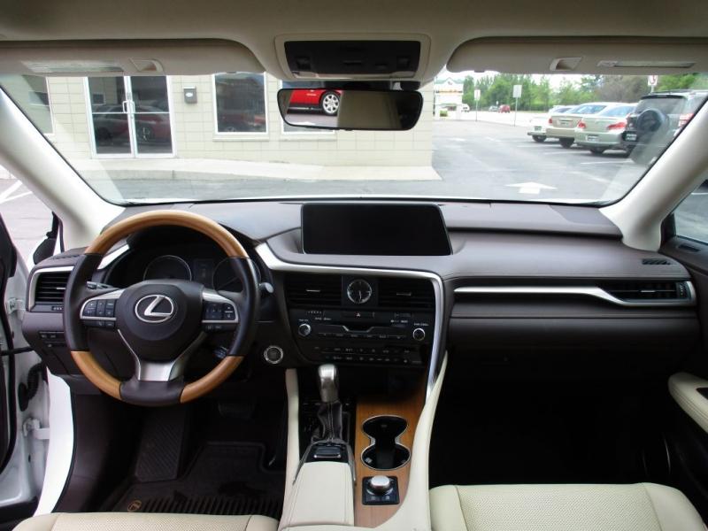 LEXUS RX 2016 price Call for price