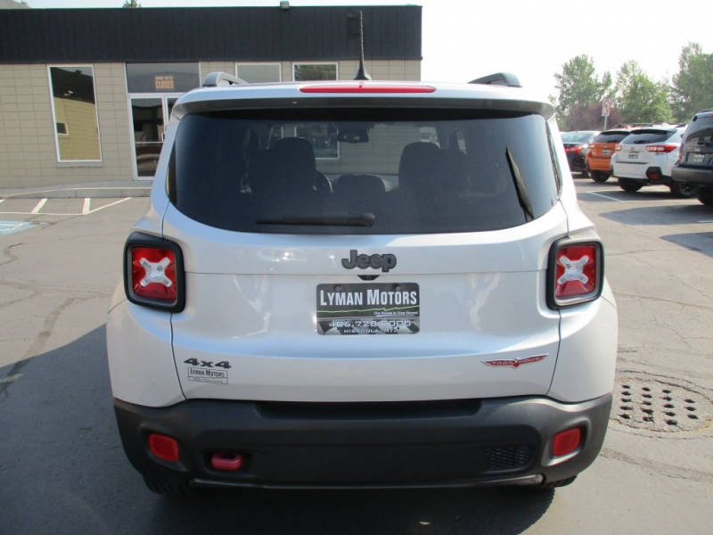 JEEP RENEGADE 2017 price Call for price