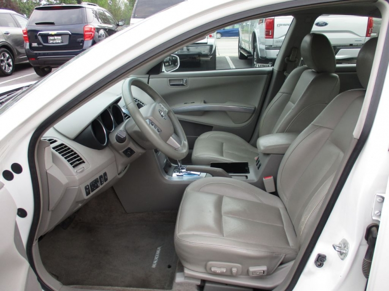NISSAN MAXIMA 2008 price Call for price