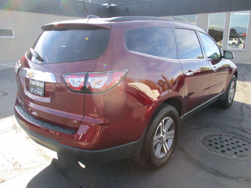 CHEVROLET TRAVERSE 2017 price Call for price